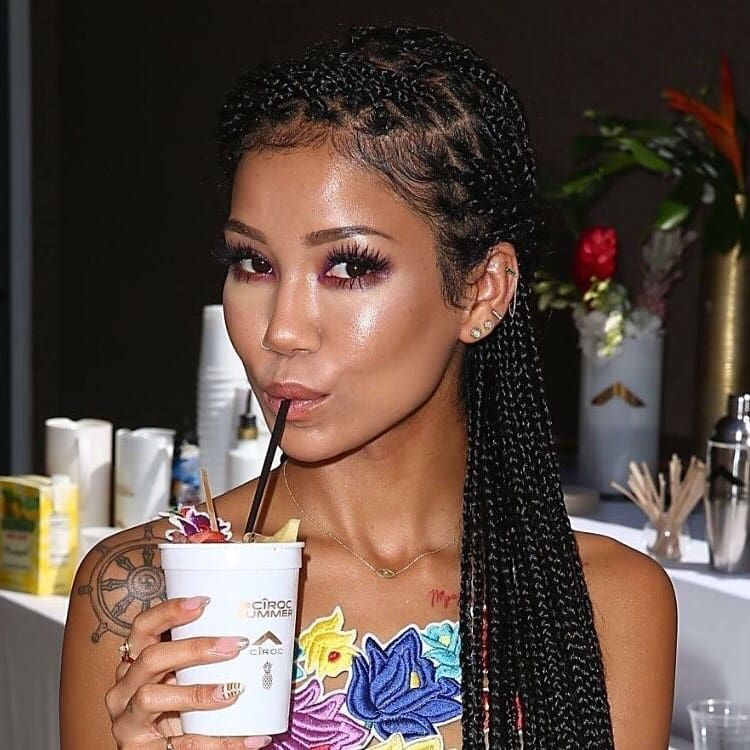 """Jhene Aiko on Instagram: """"What's the tea yall? follow @jhcneaiko if viewing. - - #gaintrick #gainpost #arianagrande #onedirection#justinbieber #kyliejenner…"""" #jheneaikobraids Jhene Aiko on Instagram: """"What's the tea yall? follow @jhcneaiko if viewing. - - #gaintrick #gainpost #arianagrande #onedirection#justinbieber #kyliejenner…"""" #jheneaiko"""