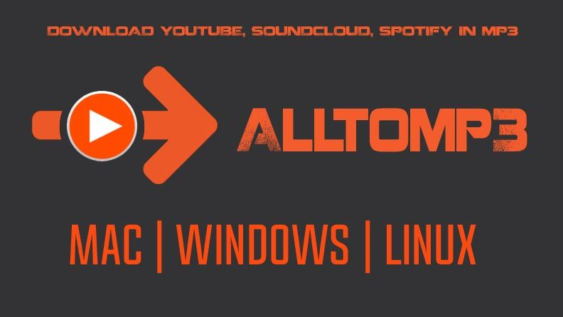 AllToMP3 - Download YouTube, Soundcloud, Spotify in mp3 | The Smart