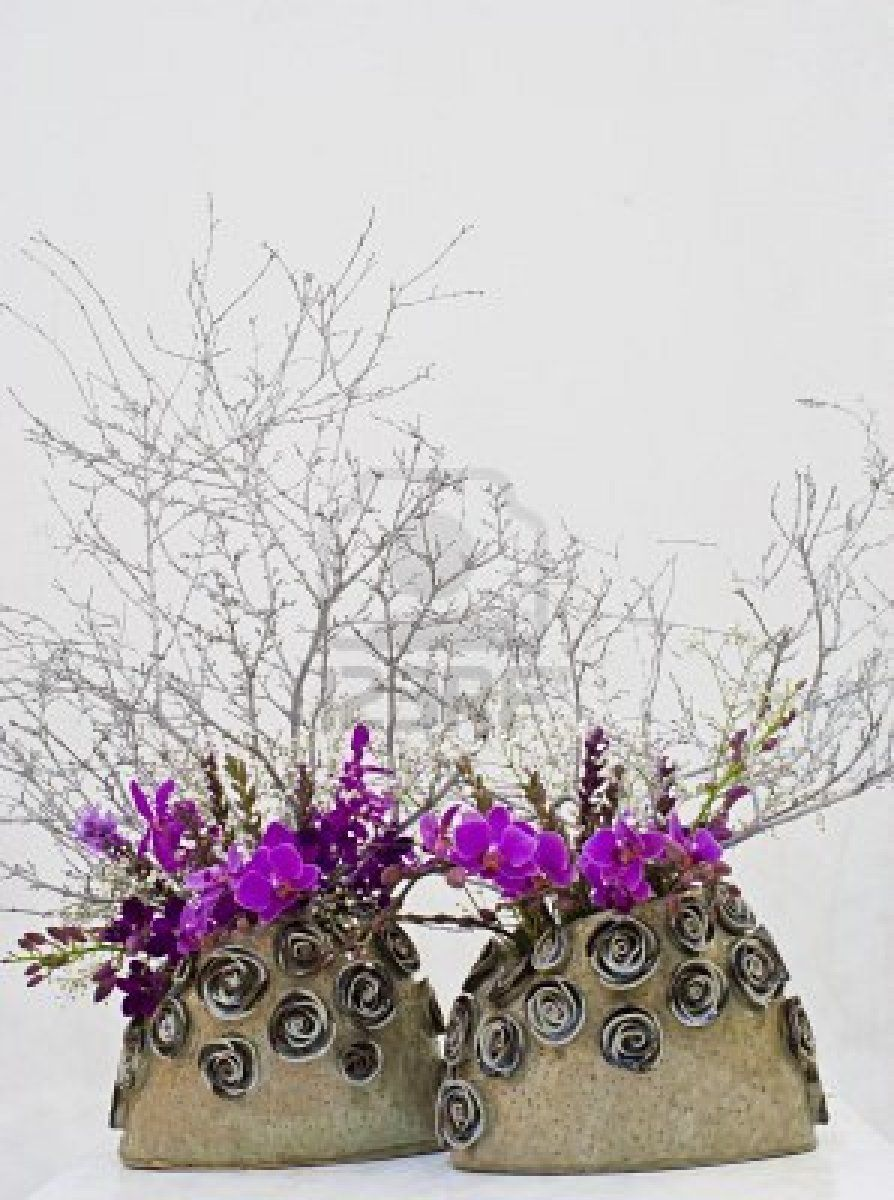 Image Detail For Ikebana Japanese Flower Arrangement With Thai