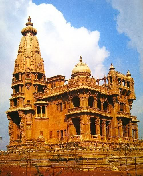 Baron Empain Palace (Cairo/ Egypt) | Castles, temples and ...