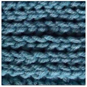 une bordure au crochet : tuto du point - Au fil de Mamita