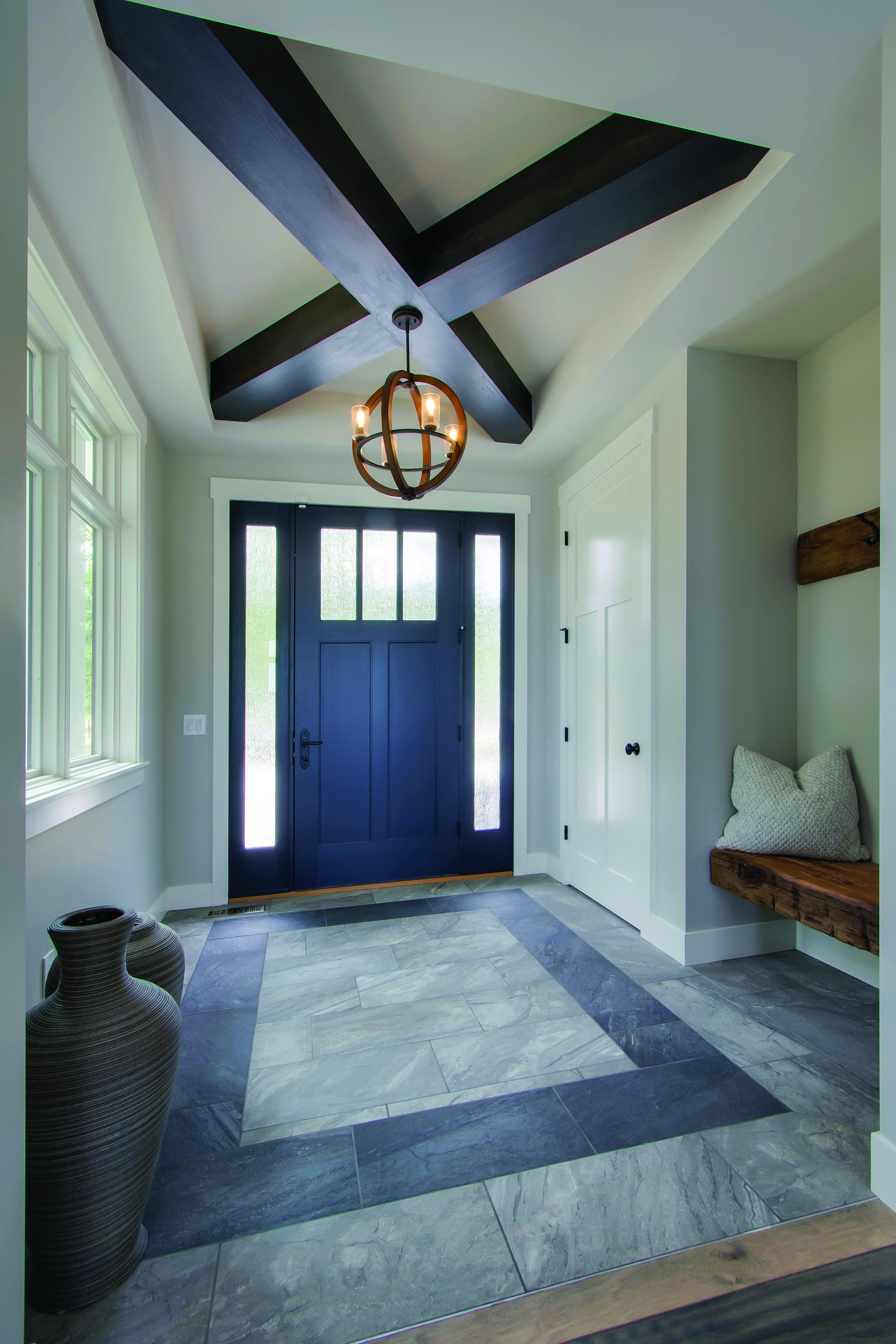 7 Inspiring Ceramic Tile Floors Interieur Maison Construction