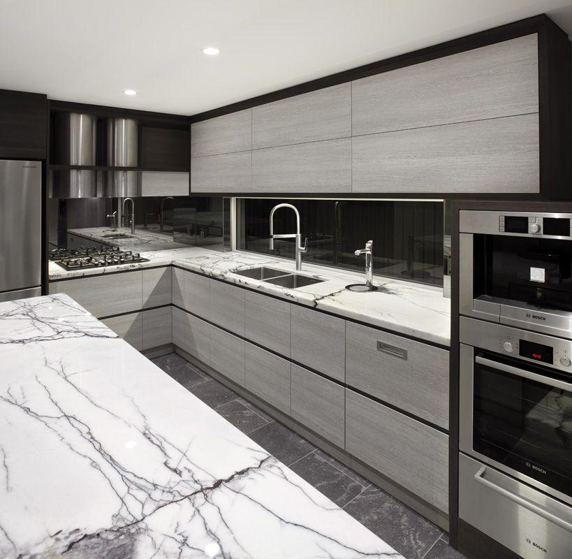 Ultra-Modern Aesthetic | Modern kitchen cabinet design ... on Ultra Modern Luxury Modern Kitchen Designs  id=97879