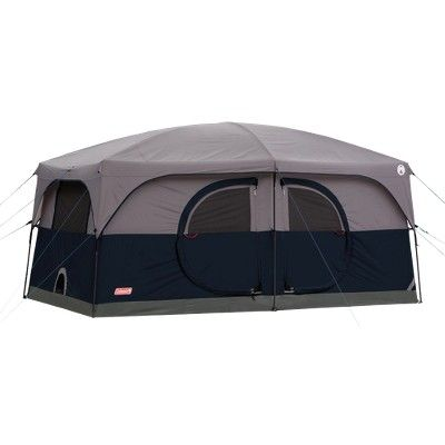 Coleman® H&ton 9-Person Tent  Target Mobile  sc 1 st  Pinterest & Coleman® Hampton 9-Person Tent : Target Mobile | Camping ...