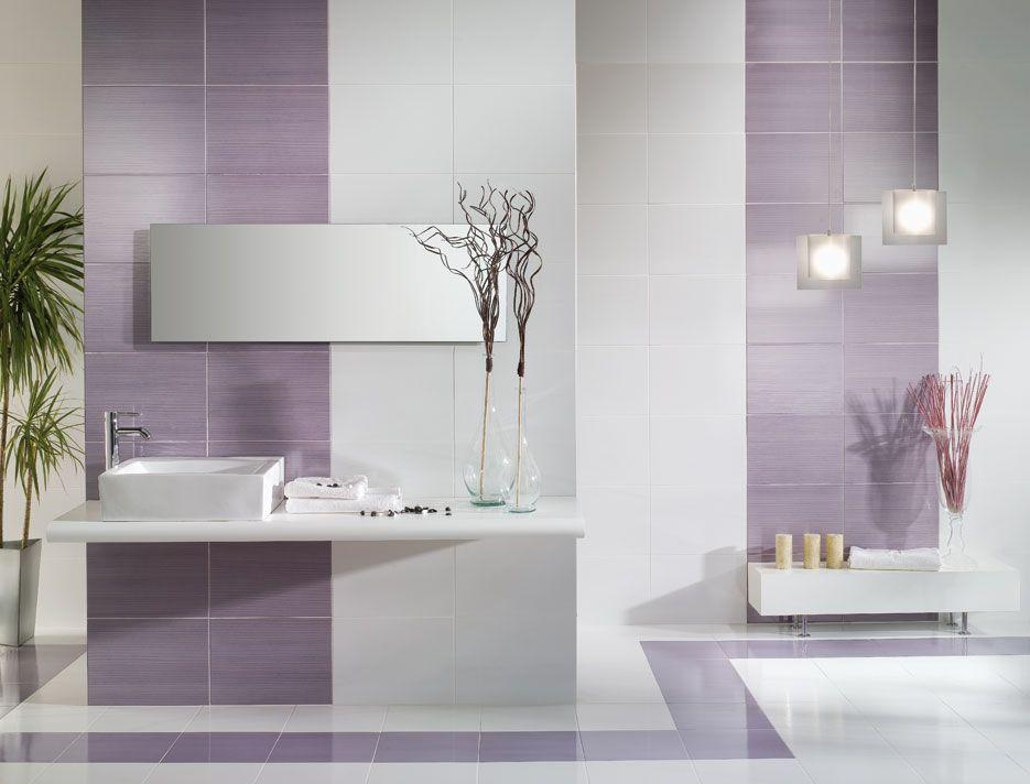 Resultado de imagen para pisos y azulejos para baños pequeños - modelos de baos