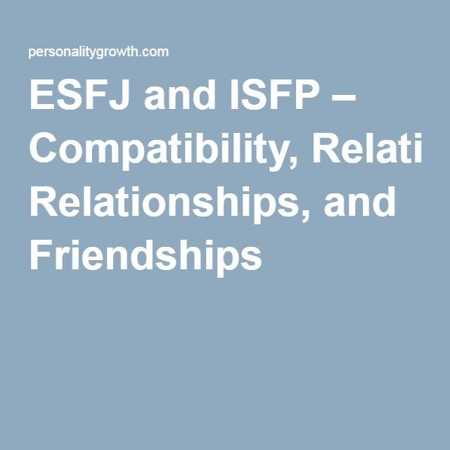 Esfj compatibility