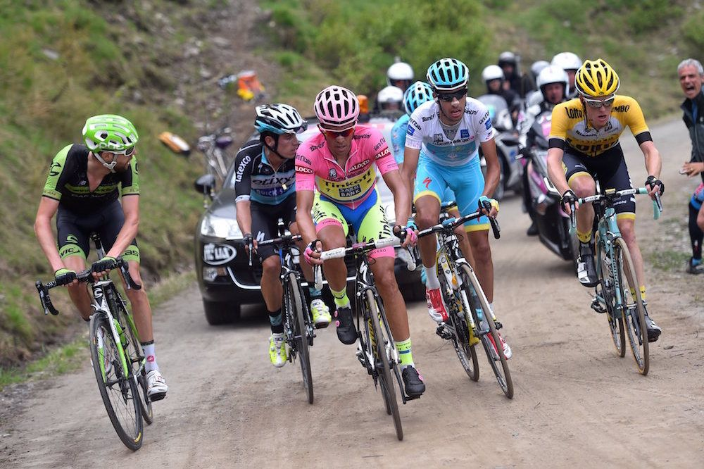 9853cd617 We piece together the likely route of the 2016 Giro d Italia ahead of the  official race announcement in October