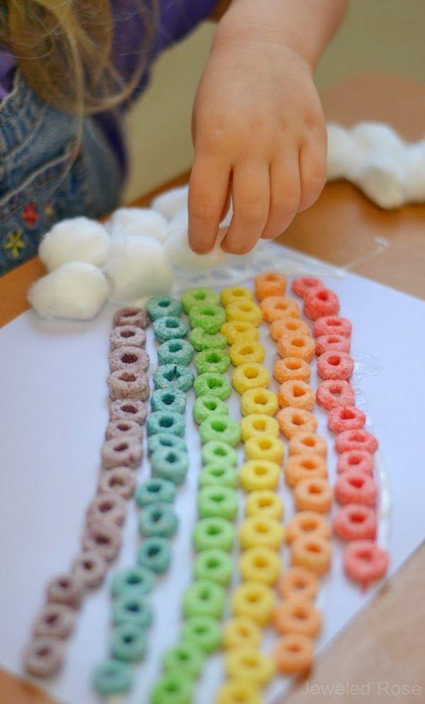 Photo of Rainbow Craft for Kids