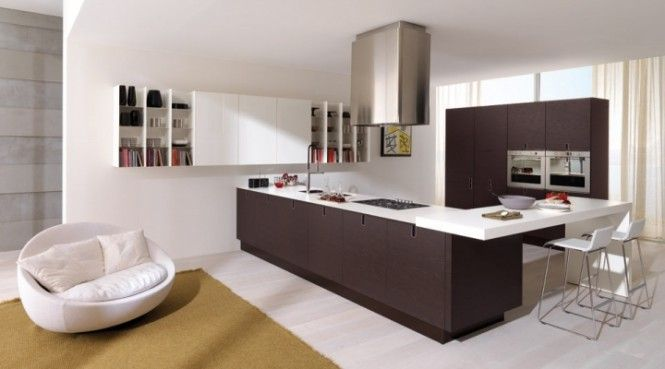 Perfect Kitchen Living