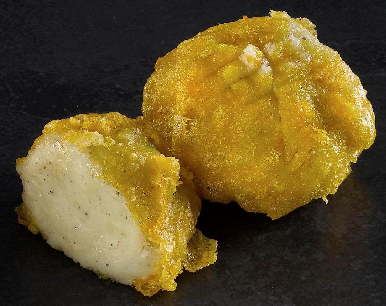 Bola de queso roquefort