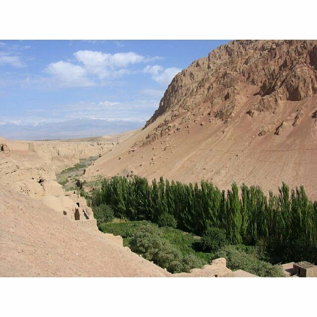 Desert and Flaming Mountains Turpan China Orient Express the Silk Road by train once a lifetime trip with adventure and exclusivity 12 days from Beijing to Urumqi Departs 2015 September 7th and 14th #youlantours #travel #china #beijing #xian #shaolin #jiayuguan #dunhuang #turpan #urumqi #travelbytrain