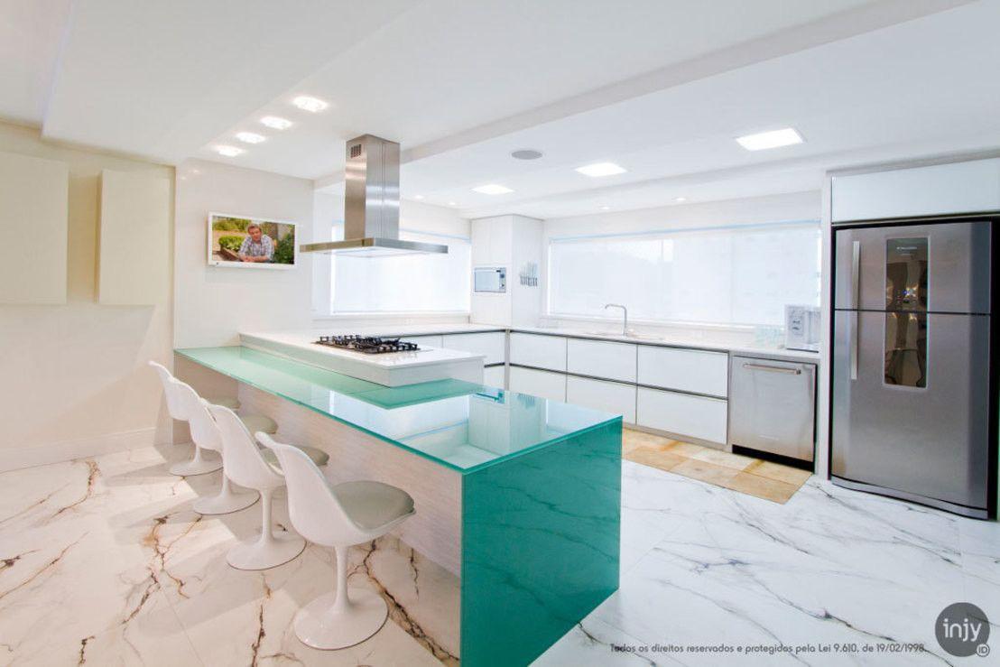 Dicas De Como Montar Uma Cozinha Planejada Perfeita Cozinha Branca
