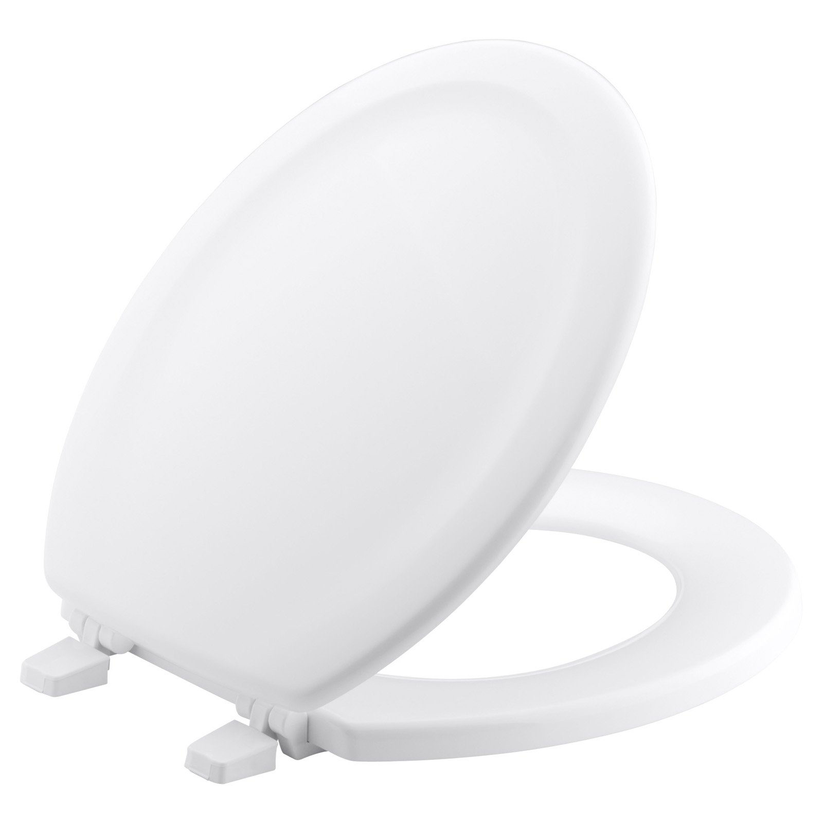 Peachy Kohler Stonewood Round Front Toilet Seat White Products In Pdpeps Interior Chair Design Pdpepsorg