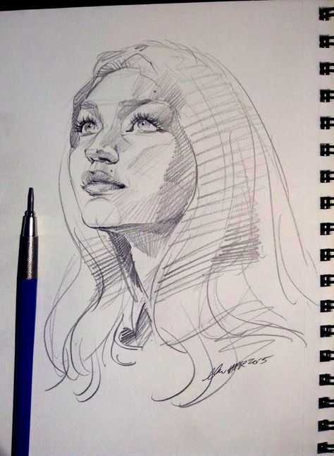 Daily Sketch 4082 By Nosoart On Deviantart Sketch Pinterest Kniha