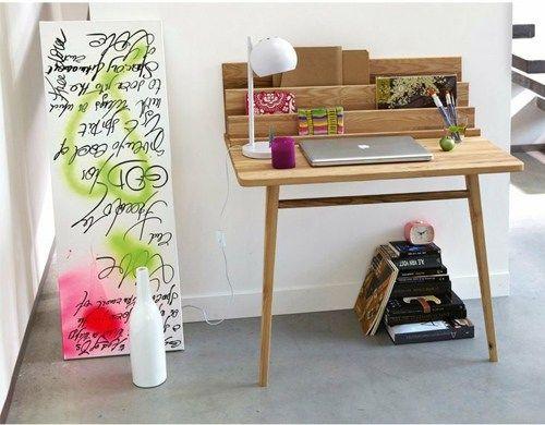 Des idées pour aménager un bureau dans un petit espace bureau