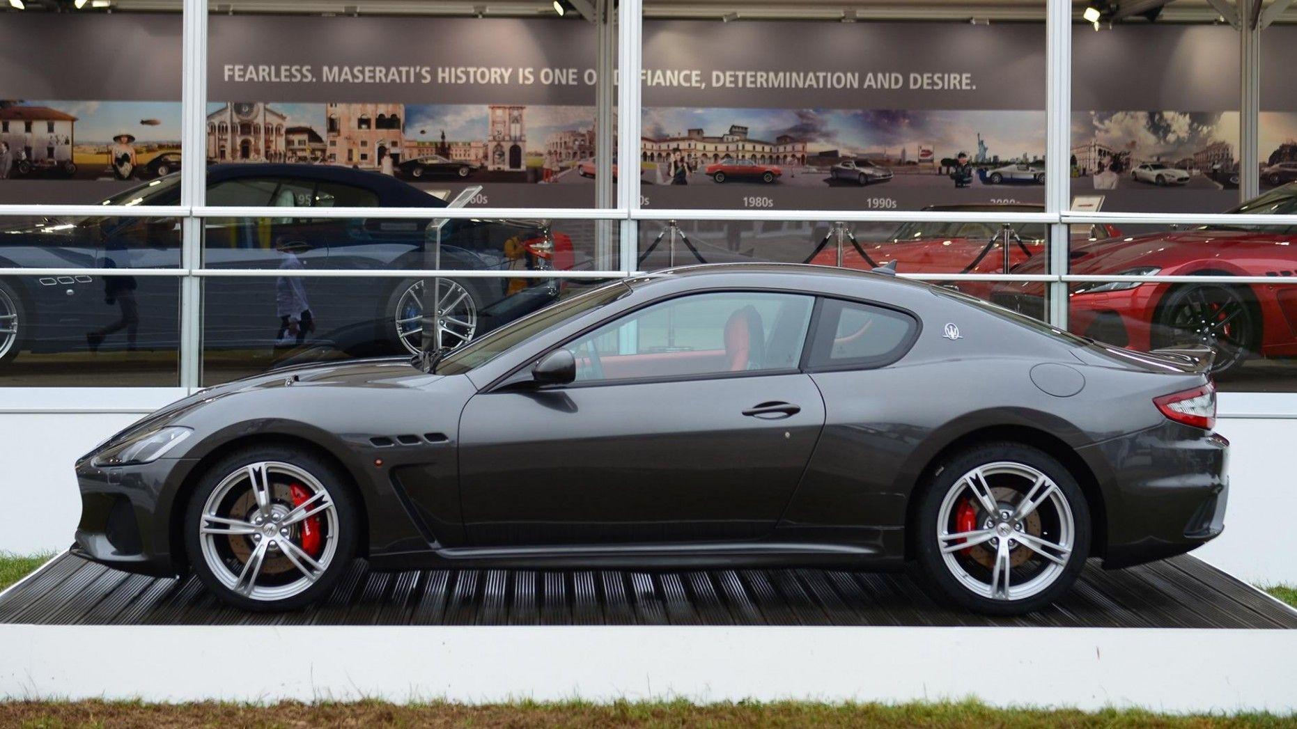 supercars gallery new maserati granturismo 2021