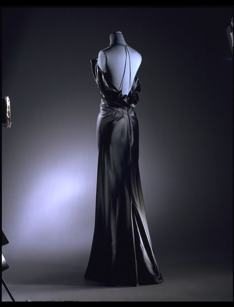 Evening dress | Charles James | V&A Search the Collections