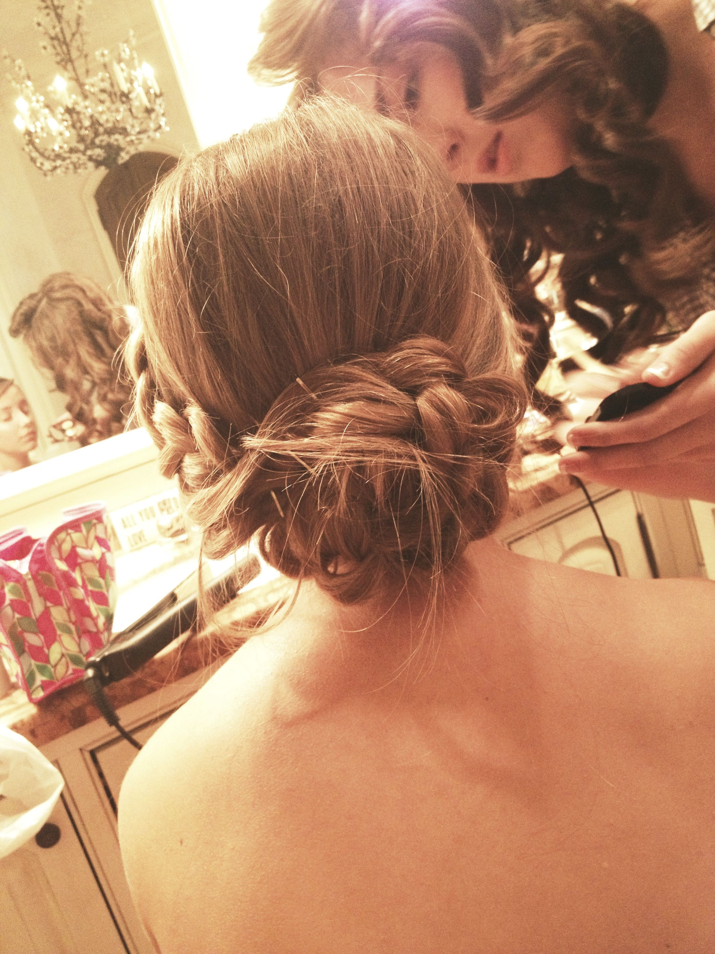Blake Lively hairstyle Prom Pinterest