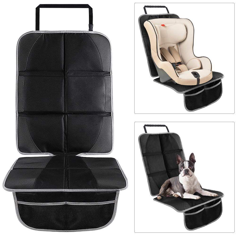 Tchipie Kindersitzunterlage Wasserabweisende Unterlage F R Auto Kindersitz Insofix Geeigneter Sitzschoner Autositzauflage Aus Oxford Autos In 2020 Floor Chair Decor