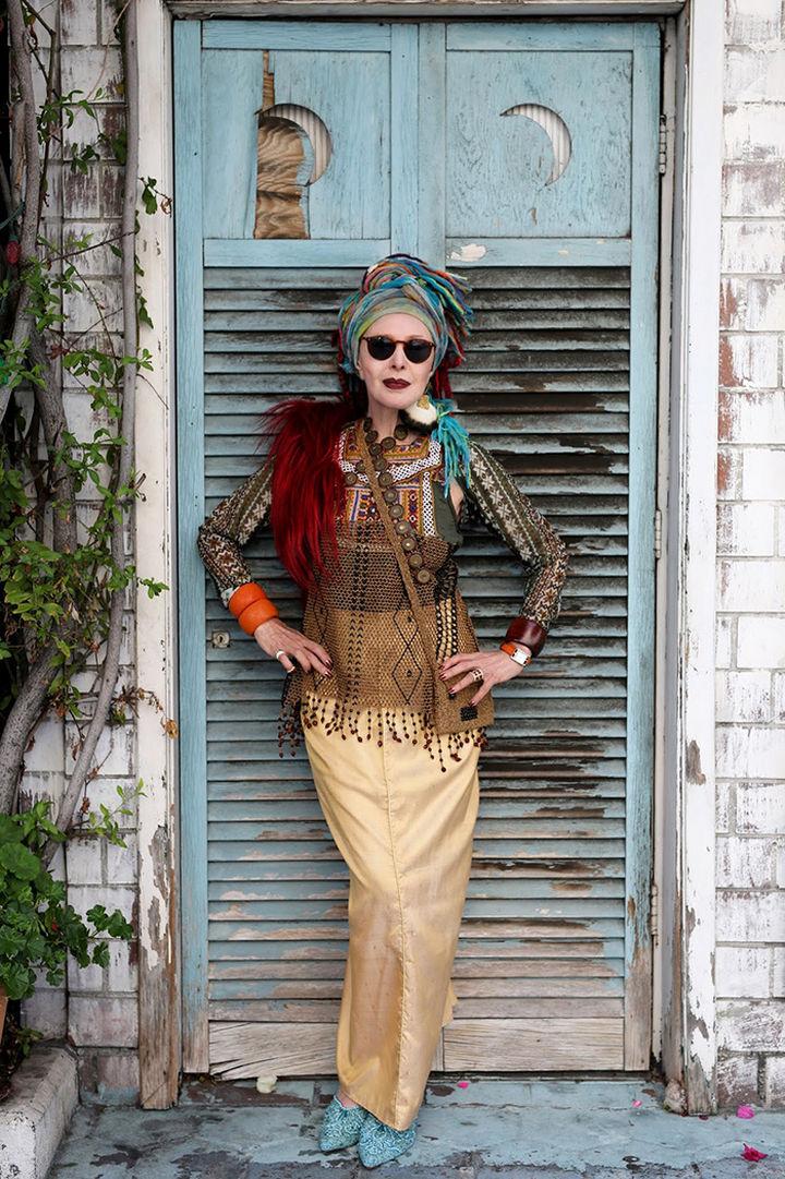 Advanced Style - 26 stilvolle Senioren, die sich weigern
