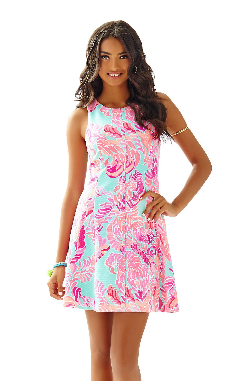 Cove Sleeveless Fit & Flare Dress | Lilly Pulitzer New Arrivals: For ...