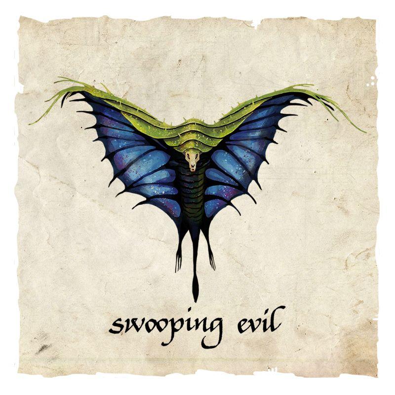 Swooping Evil  http://kreazot.tumblr.com/post/153254113183