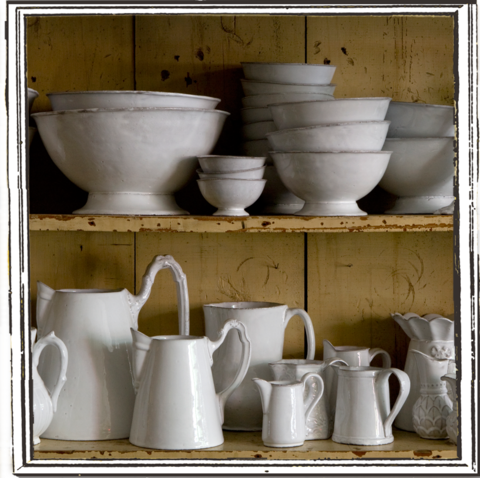 For The Everyday And The Breakfast Table Astier De Villatte Cermics At John Derian Ceramics John Derian Bits And Bobs