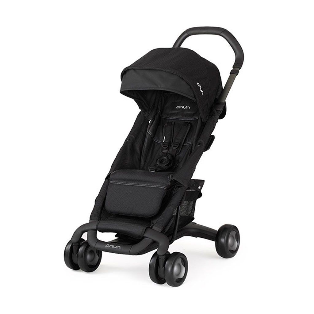 Meinkind Baby Stroller Up to 33lbs Toddler Foldable Jogger Stroller Lightweight Baby Strollers 3-Wheels Running Stroller Travel Stroller with Canopy Storage Basket 5-Point Safety Belt Snack Tray