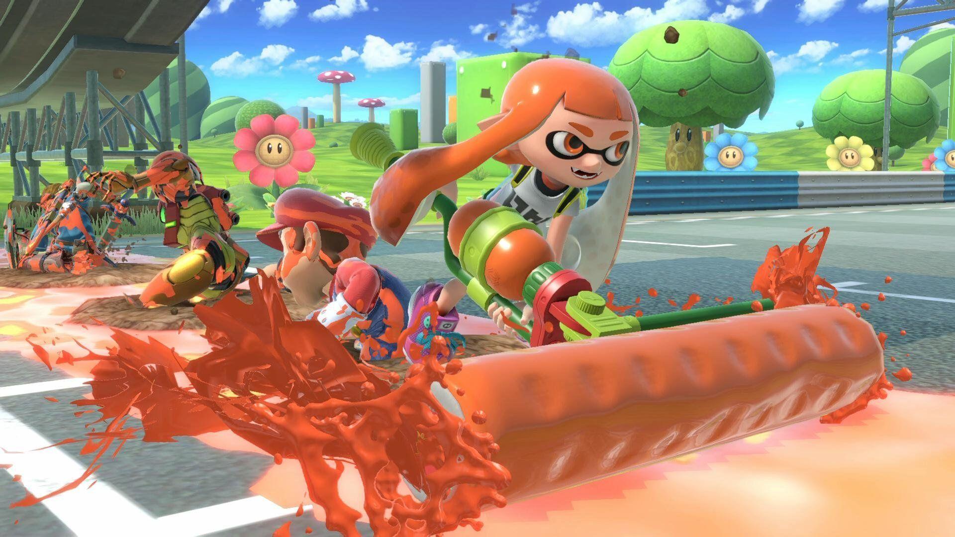 Super Smash Bros. Ultimate Nintendo Switch Super smash