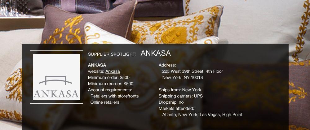 Ankasa Wholesale luxury pillows by Babi and Sachin
