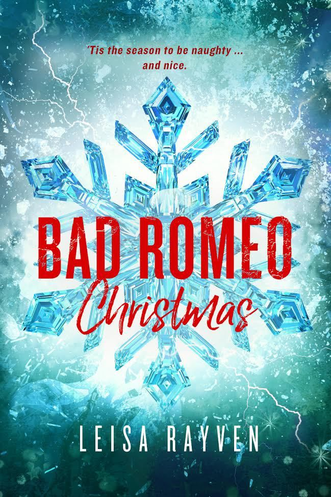 COVER: BAD ROMEO CHRISTMAS: A Starcrossed Anthology by Leisa Rayven | Kindle Friends Forever