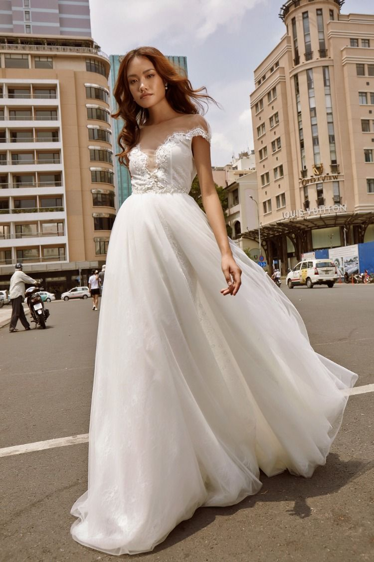 Detachable A Line Skirt Open Back Sheath Wedding Dress Floral Vintage Lace Split Sk Cheap Wedding Dress Gorgeous Wedding Dress Online Wedding Dress Shopping
