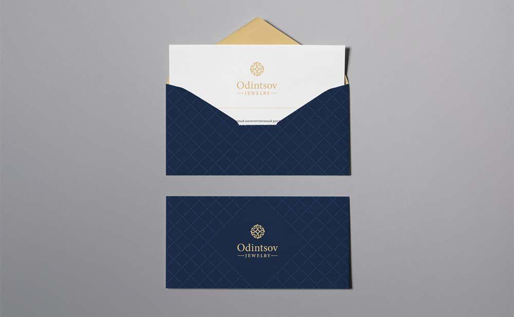 Brand identity for Odintsov 14