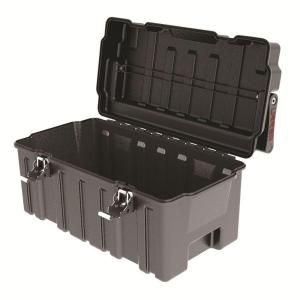 URREA 21 in  High Resistance Plastic Tool Box with Metal