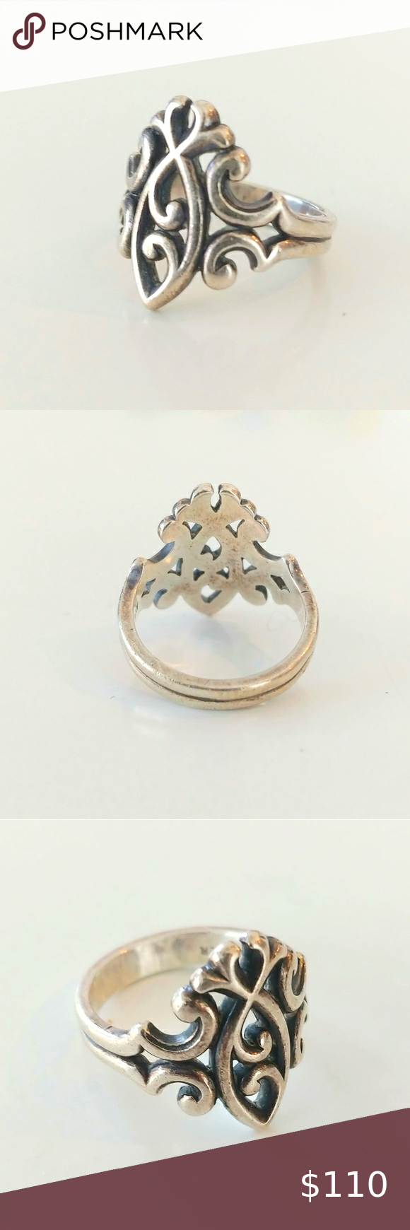 Check out this listing I just found on Poshmark: Retired James Avery Scrolled Ichthus Fish Ring. #shopmycloset #poshmark #shopping #style #pinitforlater #James Avery #Jewelry