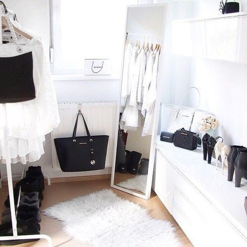 room, fashion, and white afbeelding