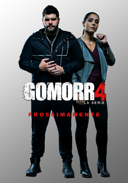 GOMORRA SAISON 4 /episode 1