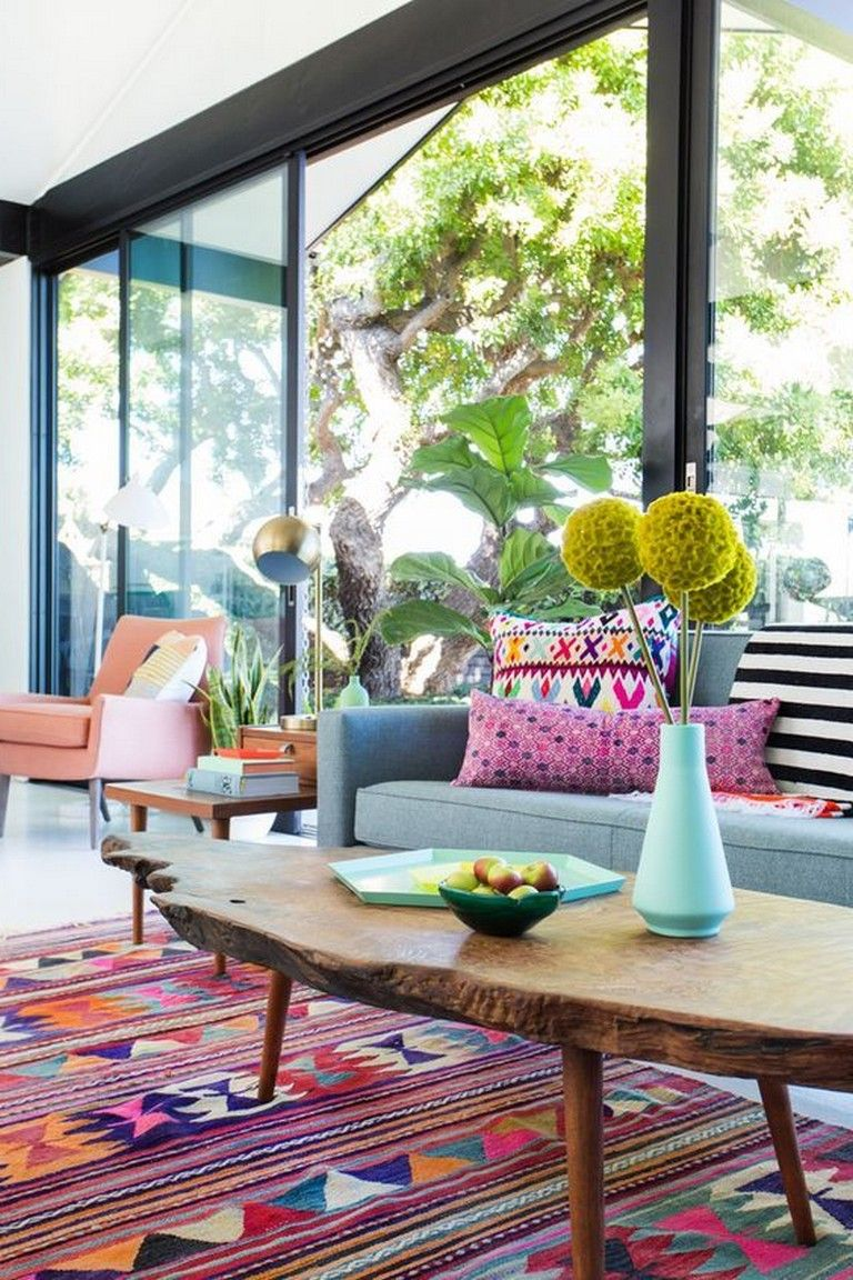 Eclectic Room Design: 22+ Awesome Mexican Modernism For New Home Decor