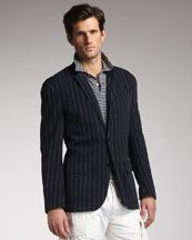 Polo Ralph Lauren Skylark Striped Blazer
