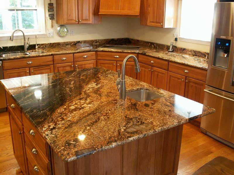 My Dream Kitchen Countertops : Magma granite countertop pictures google search