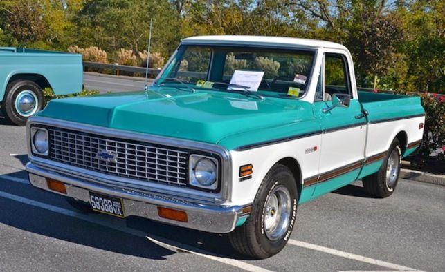 Chevrolet Cheyenne 1972 Classic Chevy Trucks Chevrolet Trucks Chevy Trucks
