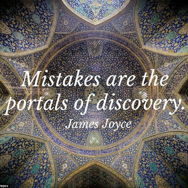 Quote by James Joyce.