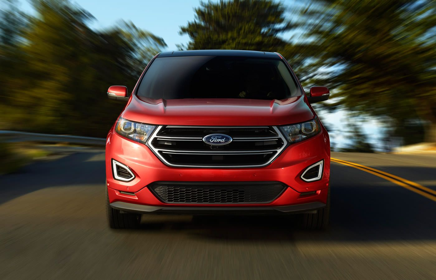 Ford Edge Review And Price It Is Still About Suv And You Can