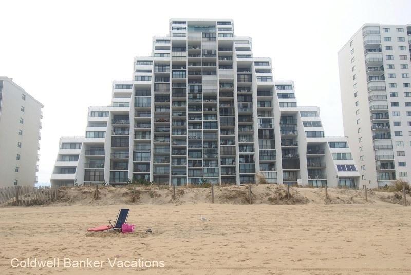 The Pyramid 95th Street Ocean City Md Beach Side 2br
