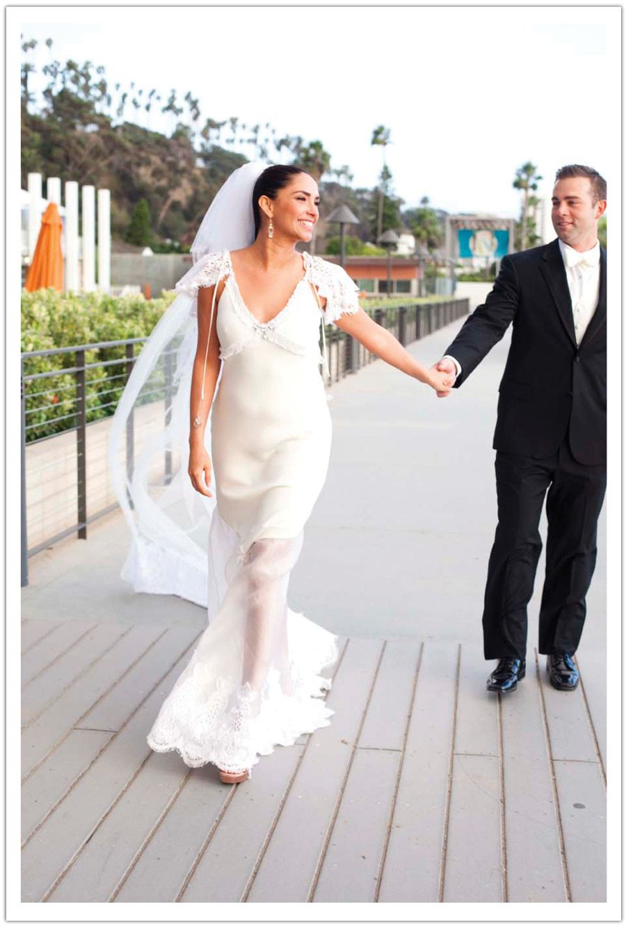 To customize the brideus dress allyson simone added butterfly