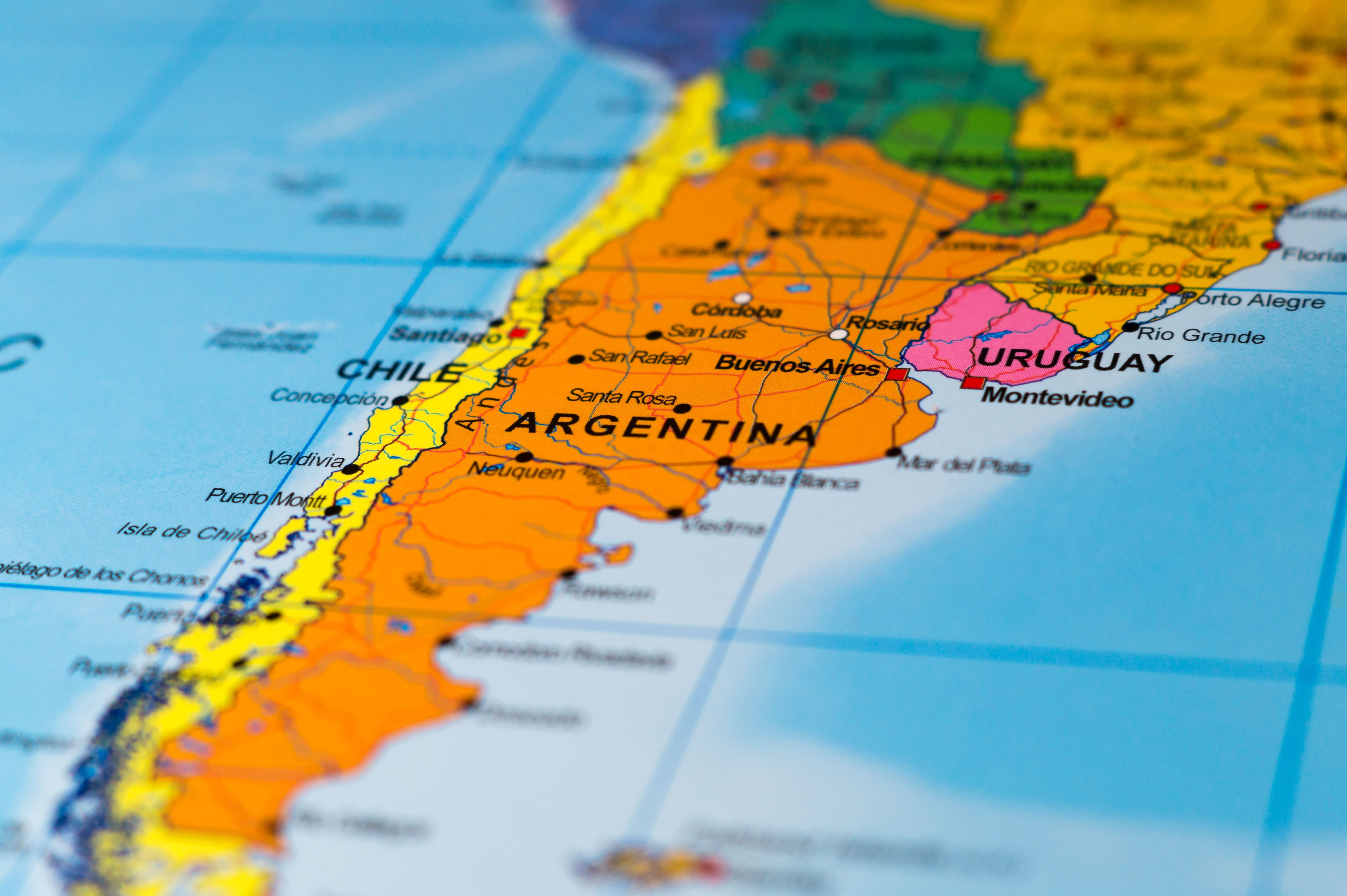 the market of the cryptocurrency in latin america