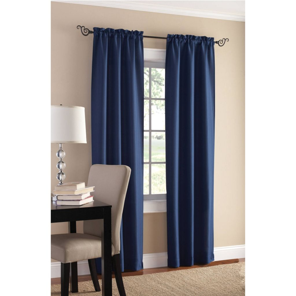 Discount Furniture Tan Blackout Curtains