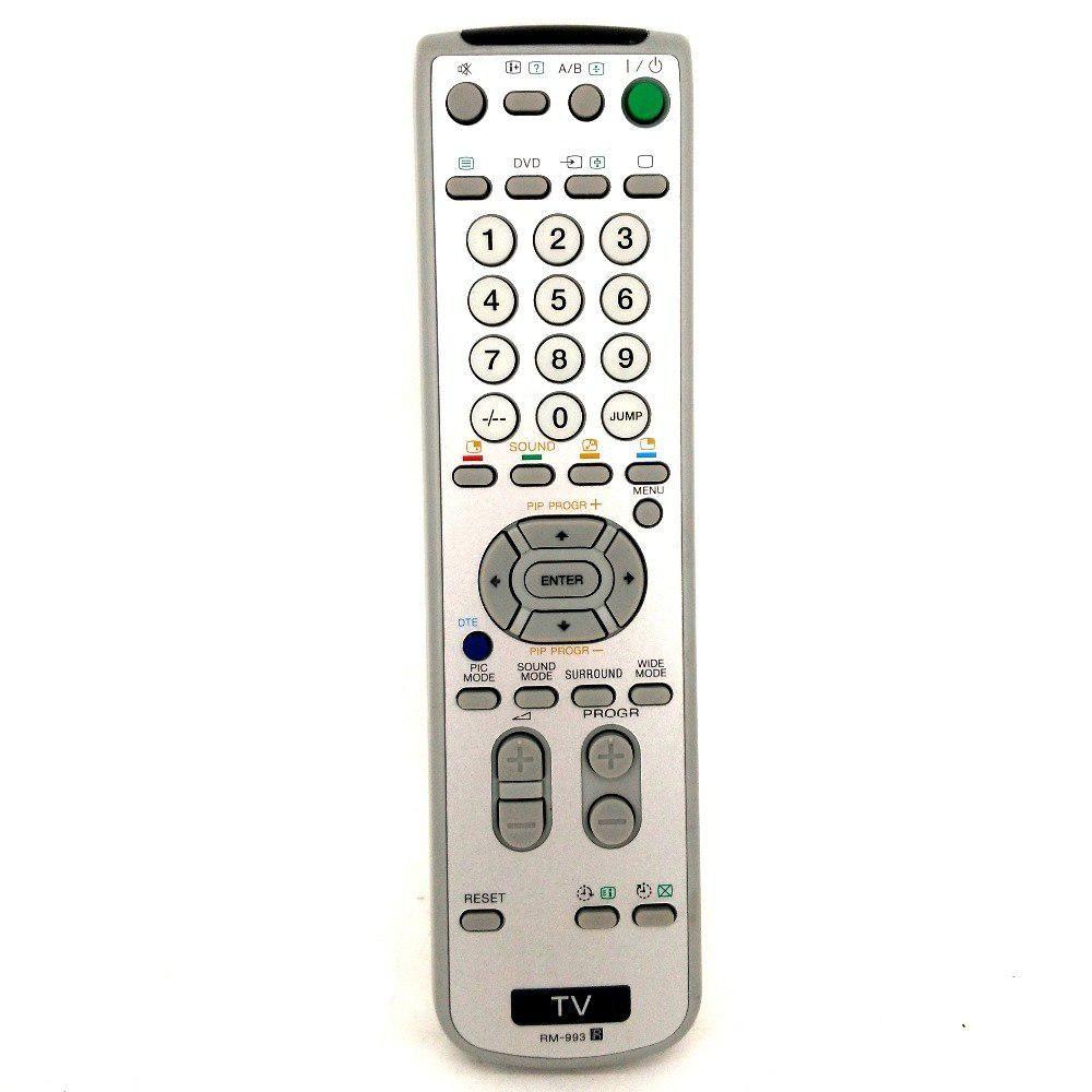 Original remote control RM-993 Remote Control For Sony TV