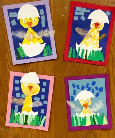 Pin by Katrina on Animals   Kindergarten art, Kindergarten