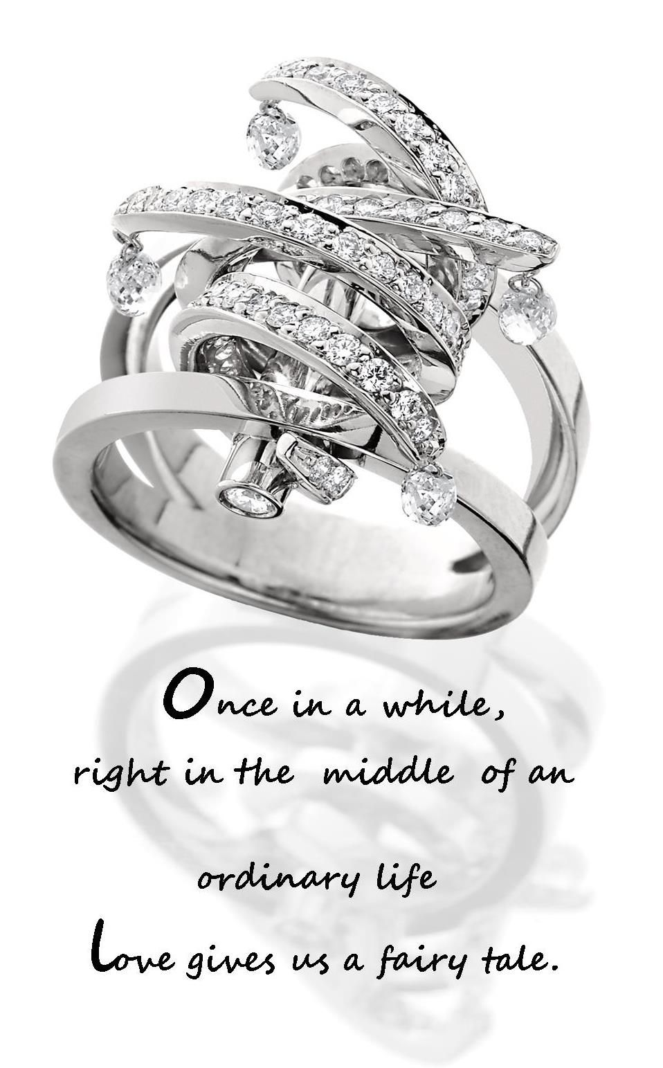 Adding a little spice to your life. <3  We can custom design and craft the ring of your dreams @. ohsosweet.com
